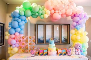 Balloon Decorations that make your event pop organic